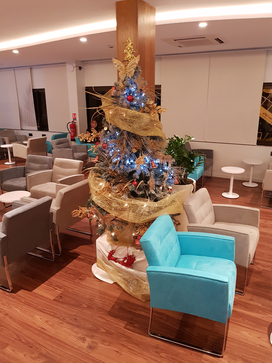Review: Air Tahiti Nui Lounge – Papeete