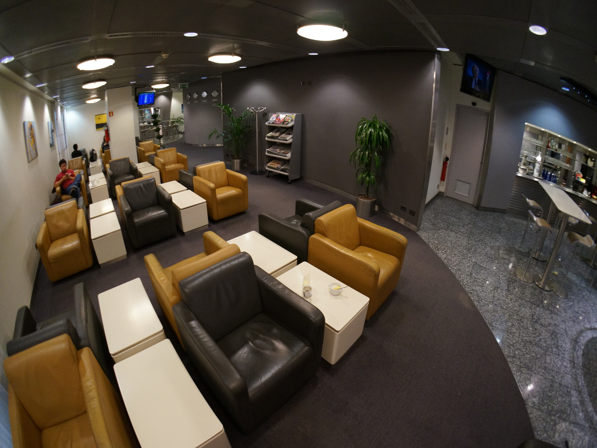 Review: Lufthansa Lounge – Mailand