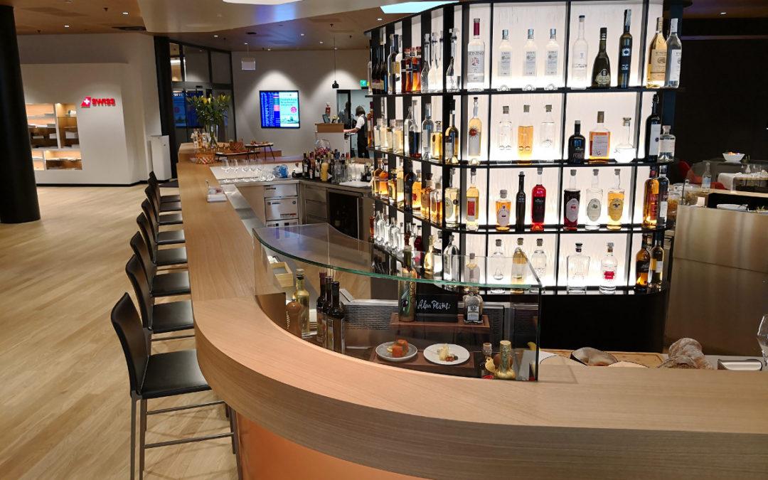 Review: Swiss First Class Lounge Terminal A – Zürich