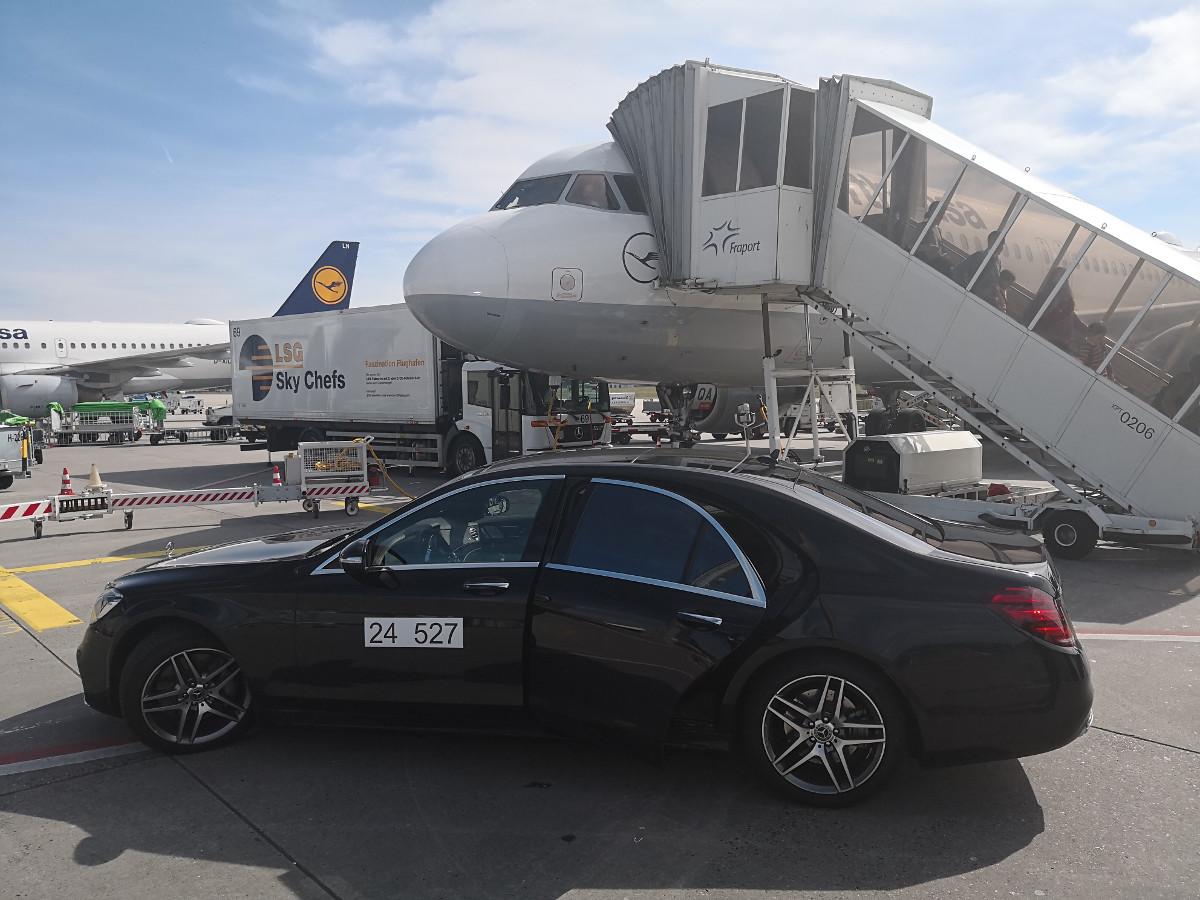 Review: Lufthansa Business Class A320 – Zürich nach Frankfurt