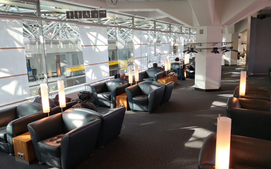 Review: Lufthansa Senator Lounge – Berlin Tegel
